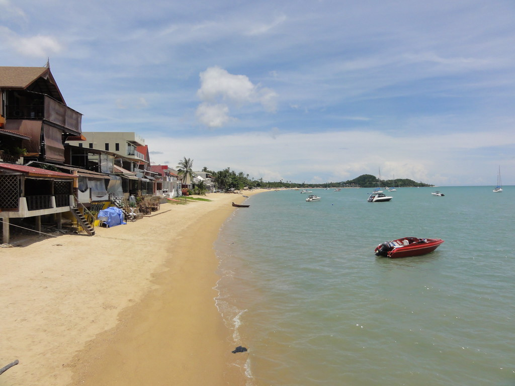 Bophut Fisherman's Village (Koh Samui)