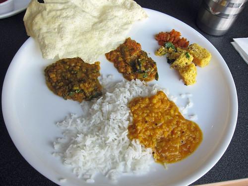 Buffet Lunch at Ram's