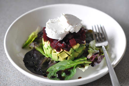 avocado and beetroot tartare recipe