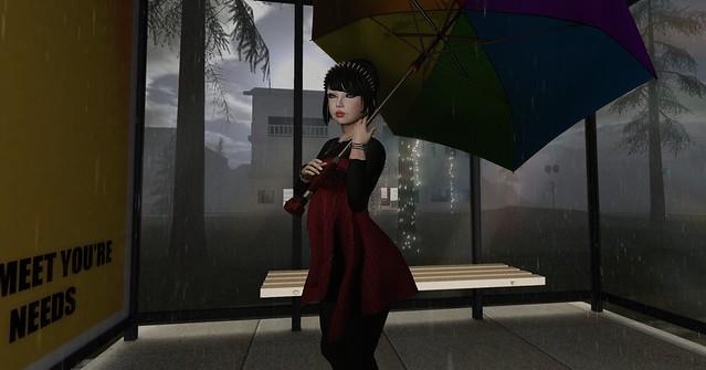 A rainy spring day_001