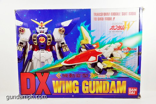 1-60 DX Wing Gundam Review 1997 Model (2)