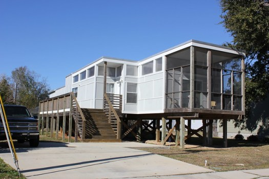 Architecture For Humanity Homes, Biloxi MS