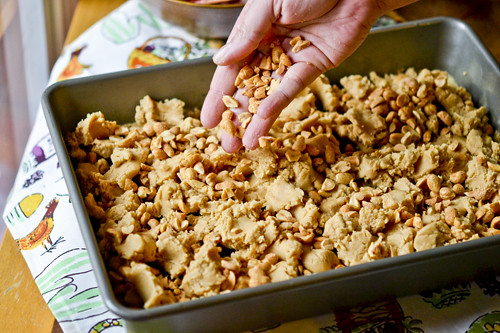 Peanut Butter & Jelly Bars 12