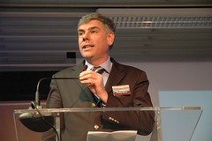 Filip Dewinter, líder Vlaams Belang