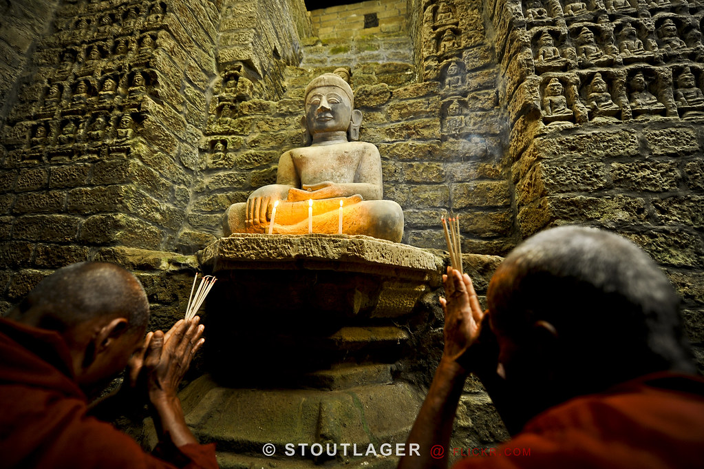 Temples Myanmar