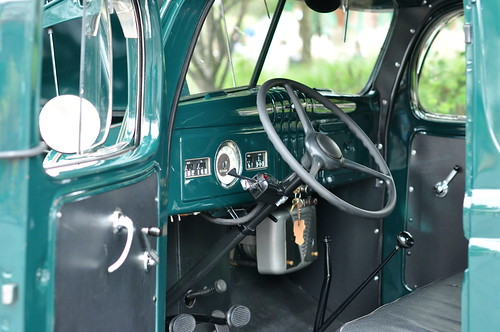 Plymouth interior