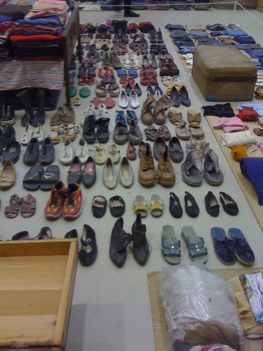 shoes at waste not