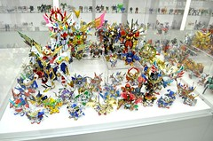 Gunpla Tokyo Gundam Museum Diver City (8)