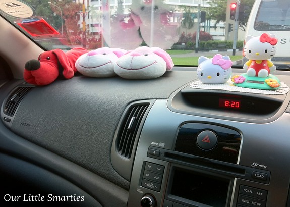 My Car's Dashboard