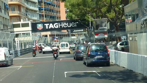 Ian Harper F1 Monaco