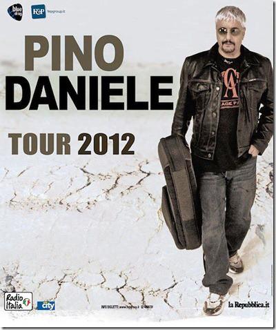 """PINO DANIELE TOUR 2012 """"LA GRANDE MADRE"""" by cristiana.piraino"""