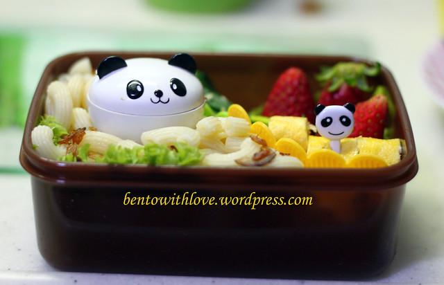 Pandas say hello :)