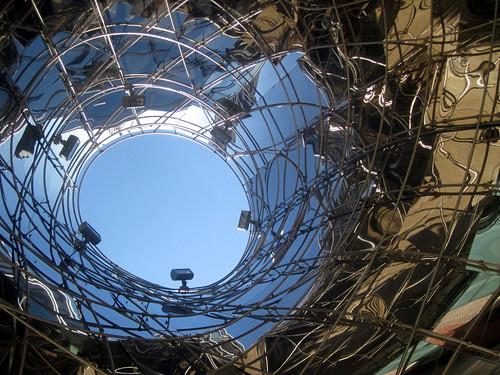 sculpture - canon center - downtown memphis (2) by joespake