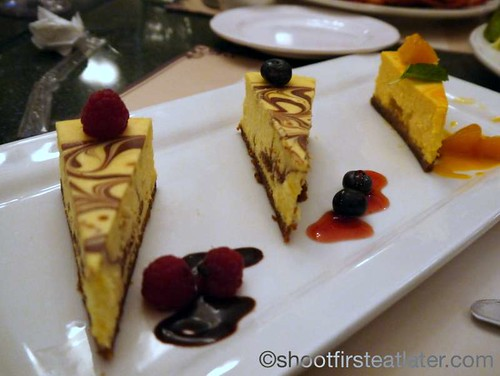 Corner Cafe- The Cheesecake Factory hk$98