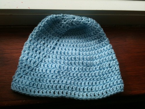 Basic Toddler hat