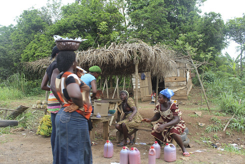 Isarun - Osun State Nigeria Palmoil Traders by Jujufilms