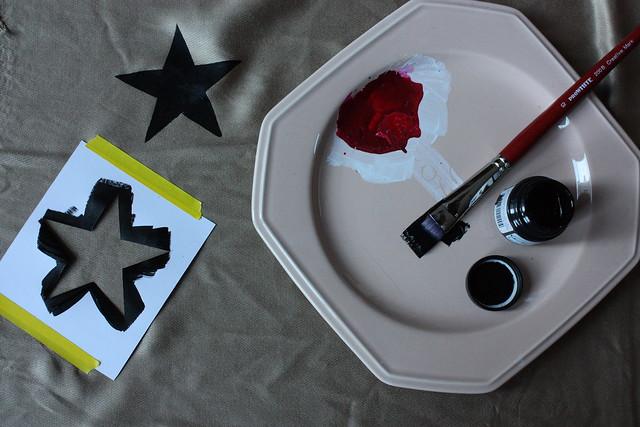 Star Scarf DIY