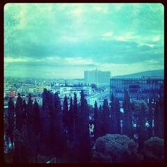 Η Αθήνα από ψηλά..