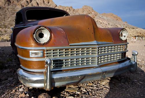 Rust Car 2