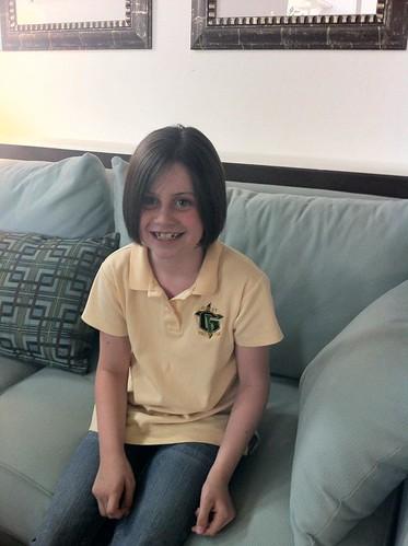 Cass donated hair 4.9.12