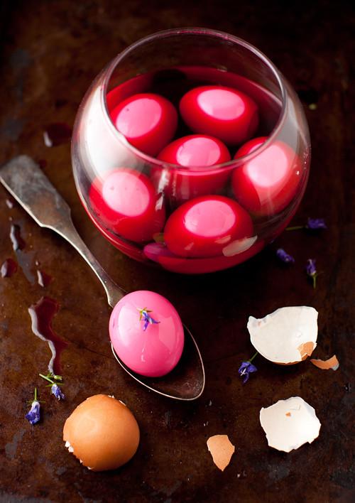 Beet Eggs 3