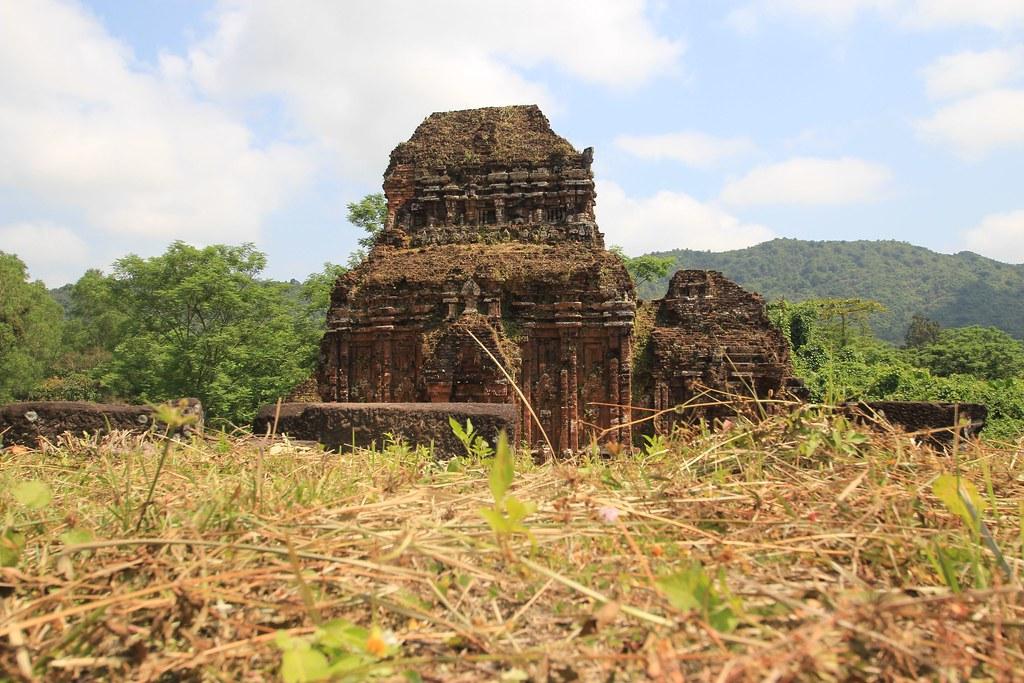 My Son Temples - Hoi An, Vietnam