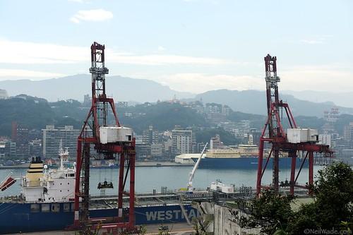 Keelung Harbor