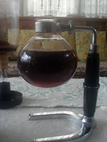 虹吸式咖啡_第二次9