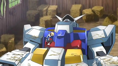 Gundam AGE Episode 17  Friendship and Love and Mobile Suits Youtube Gundam PH (15)