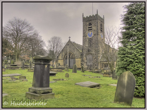 HDR Yeaton Church paintely