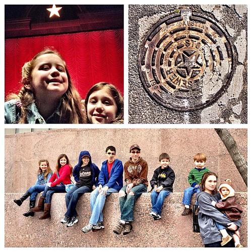 Texas History Museum Field Trip #history #Texas #kids #friends #fun #fieldtrippin