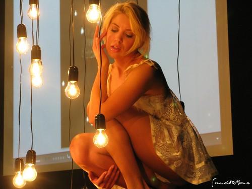 Modella Nikon - PhotoShow Roma 2012 by Sound80Roma
