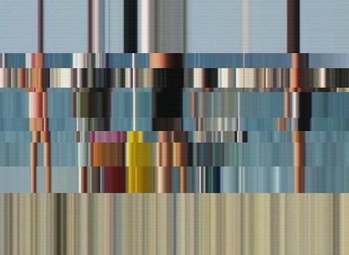 Piero Chiariello, Camminare su una spiaggia abruzzese (10 linee orizzontali), 1'06'', 2011 (6)