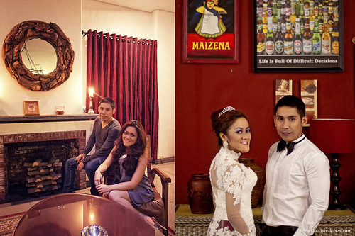 Tendy & Putra Prewedding