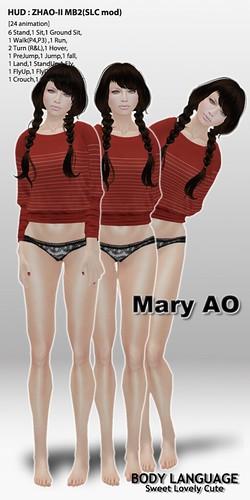 Mary AO set @ The Deck