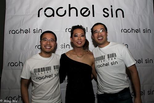 Rachel Sin's After Party @ Sidedoor