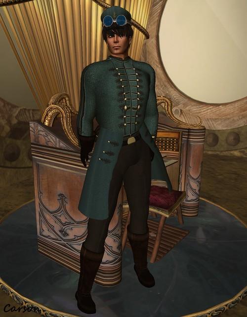 Camilla's - Captain Nemo Uniform