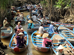 Rush Hour in the Mekong