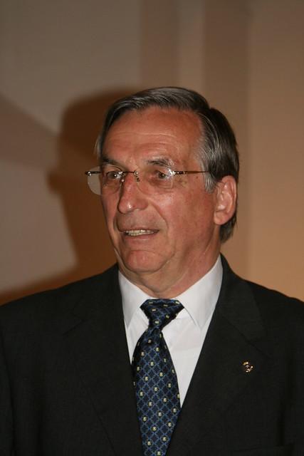 Peter Worsche - Präsident Kiwanis Club Gmünd