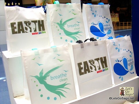 Newest SM Eco Bags for Earth Day 2013