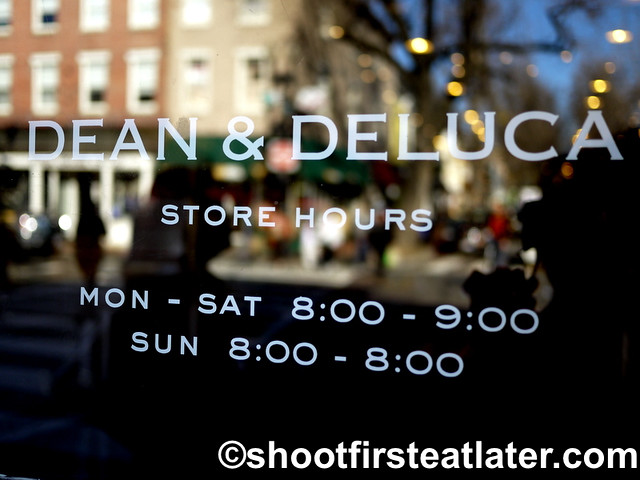 Dean & Deluca Georgetown DC