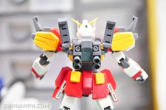 MG 1-100 Gundam HeavyArms EW Unboxing OOTB Review (52)
