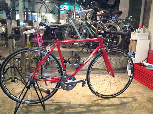 Sunrise Cycles Road Bike