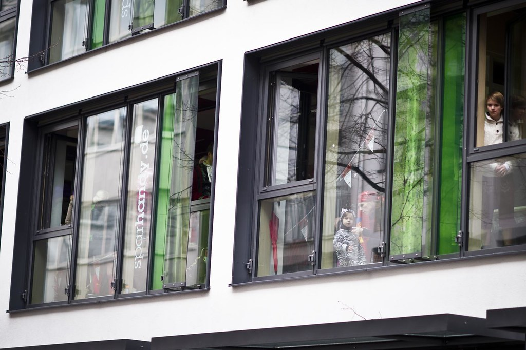 Rosenmontag 2012 Cologne