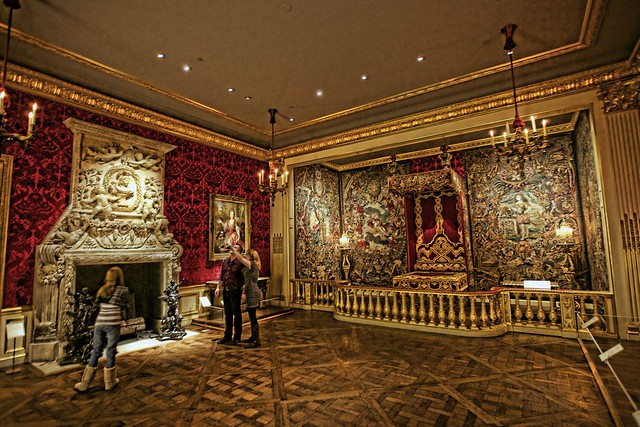 State Bedroom In The Style Of Louis XIV Flickr Photo