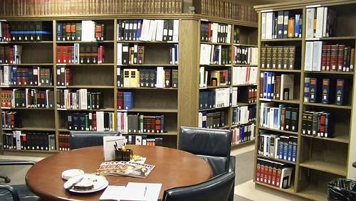 Library Shuffle