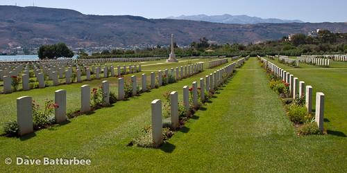 Allied War Cemetery, Crete