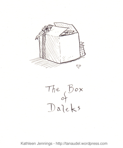 The Box of Daleks