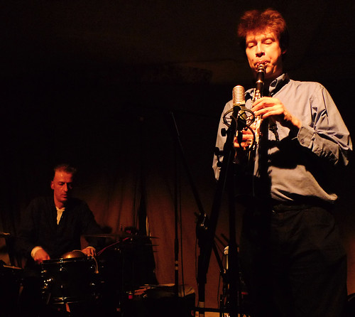 THURSTON MOORE + TOM RAWORTH + ALEX WARD + STEVE NOBLE @ Cafe Oto 20.3.12