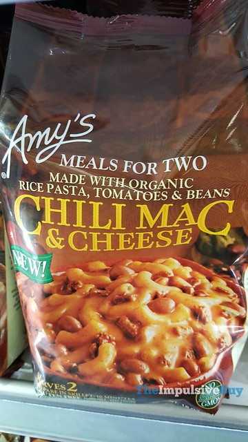 Amy's Meals for Two Chili Mac & Cheese